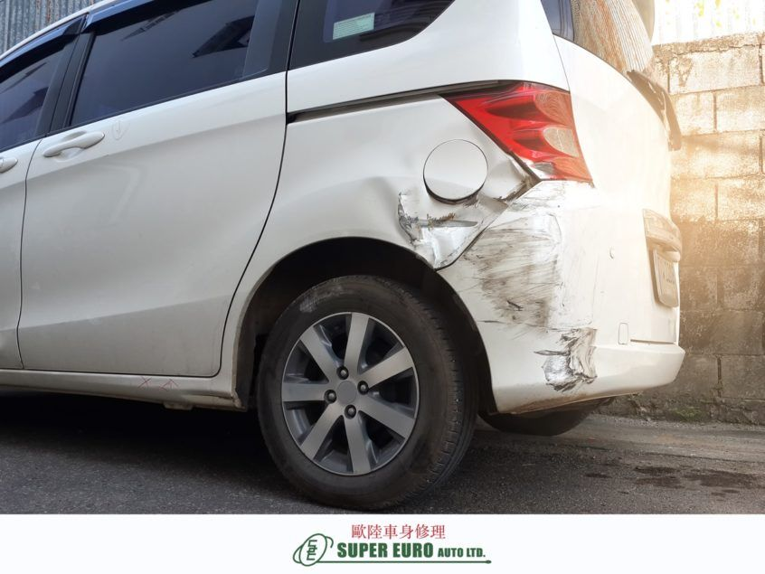 Types Of Car Body Damage And How To Fix It Vancouver Auto Body Shop