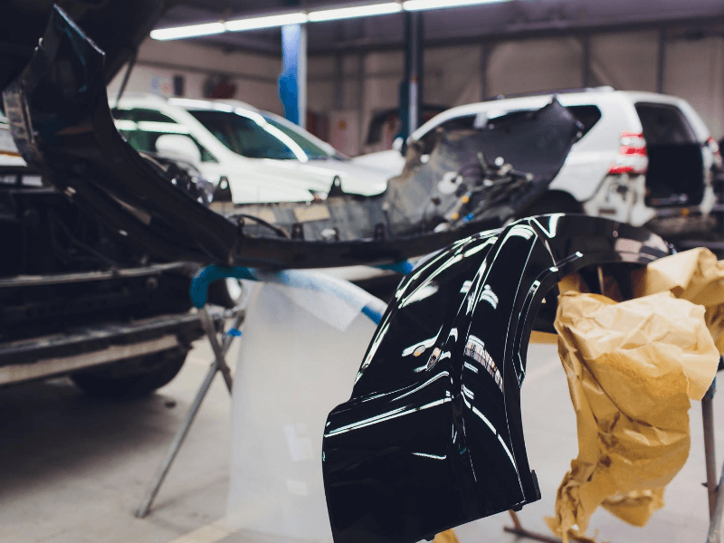 supereuro auto body shop professionals know how to repair your car in Vancouver