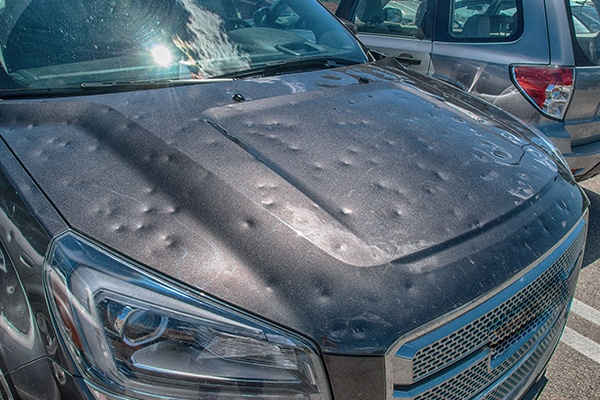 if you need car hail damage repair, please contact Vancouver super euro