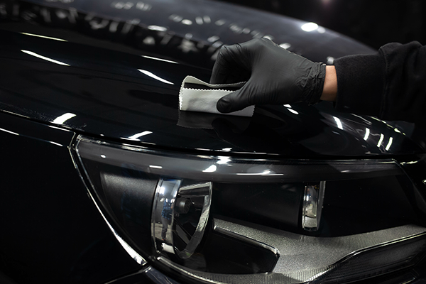 Having a new car paint protection service for your new car
