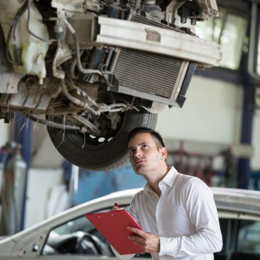 我们提供免费汽车维修估价