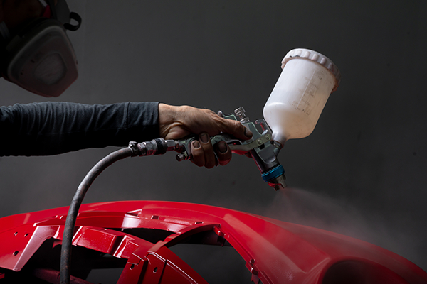 our auto body shop do car paint service in Vancouver