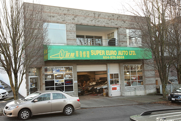 Super Euro is professional auto body car paint shop which located in Vancouver